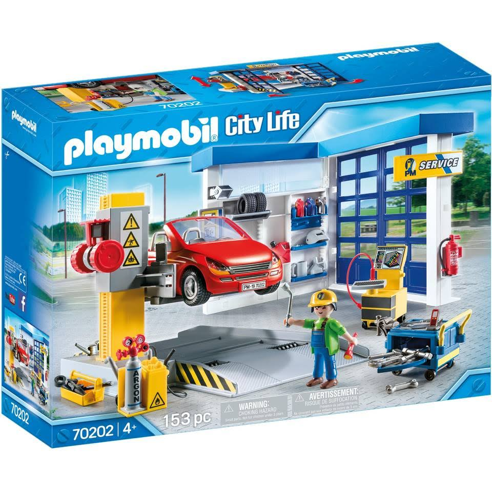Playmobil City Life Building Toy