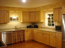 Above Kitchen Cabinet Decorations Pictures by Kitchen Soffit Design Photos On Coolest Home Interior Decorating