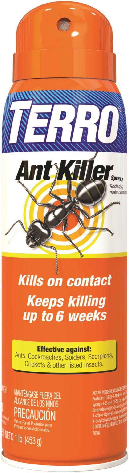 Terro Ant Killer Aerosol Spray - 16oz