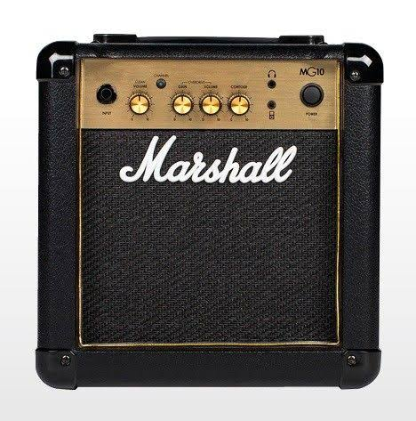 Marshall Combo Guitar Amplifier - 10w