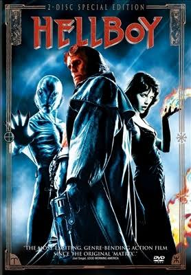 Hellboy Two-Disc Special Edition - DVD