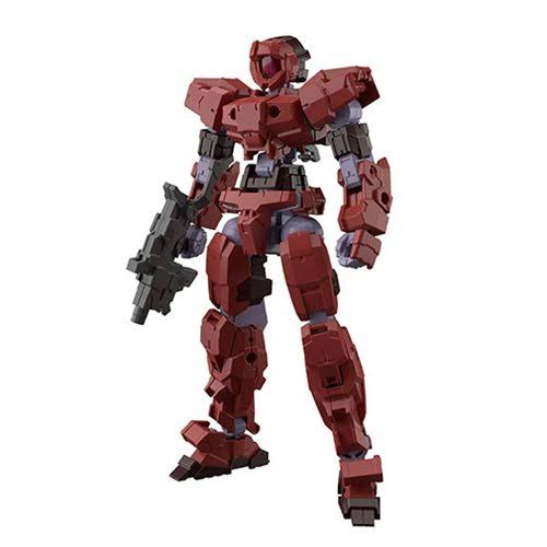 Bandai 30 Minute Missions #07 Eemx 17 Alto Red Model Kit - 1/44 Scale