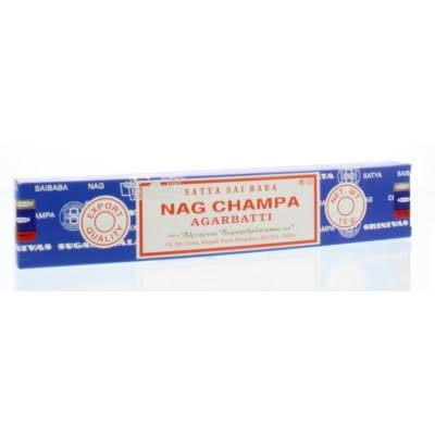 Satya Incense Sticks - Nag Champa
