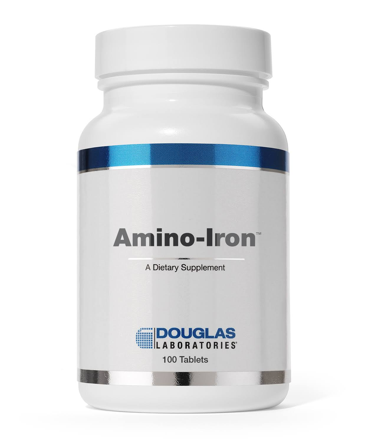 Douglas Laboratories Amino-Iron - 100ct