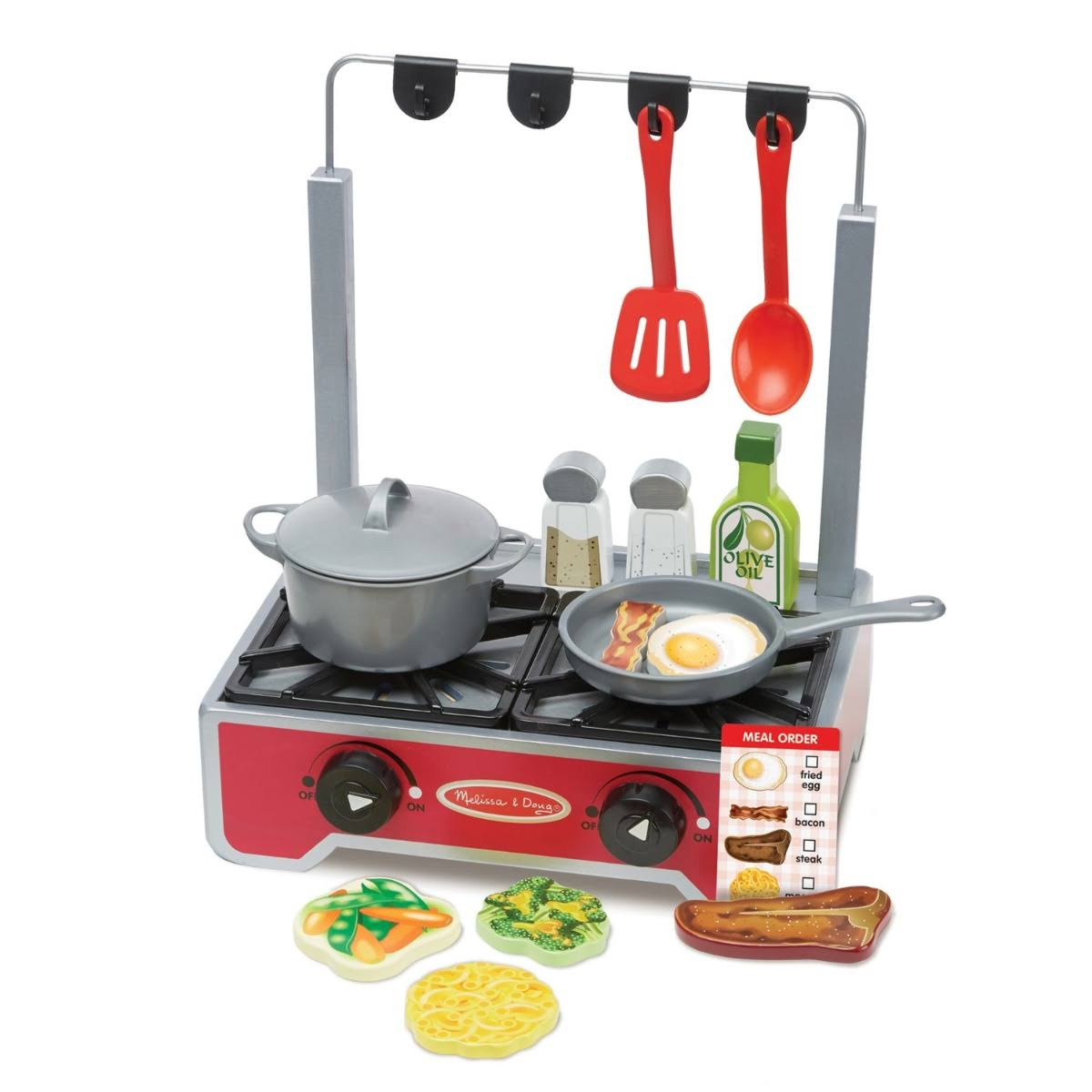 Melissa and Doug House Kitchens Y Play Set