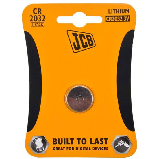 JCB Lithium Battery - CR2032