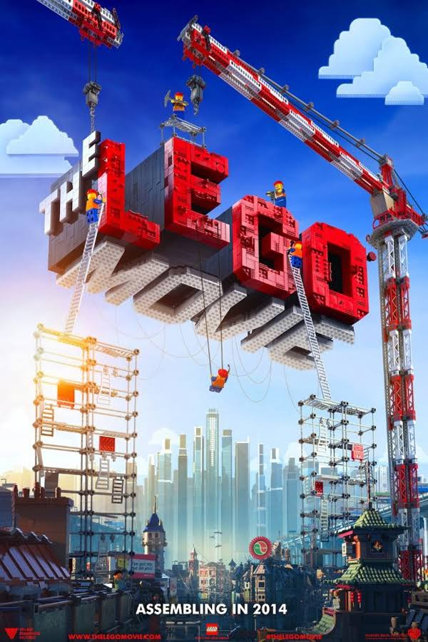 The Lego Movie-The LEGO Movie