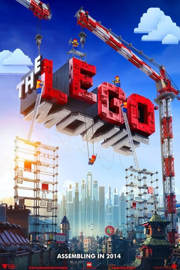 The Lego Movie-The LEGO Movie