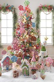 Raz Gold Christmas Trees by Christmas Tree Themes For Any Style Southern Living