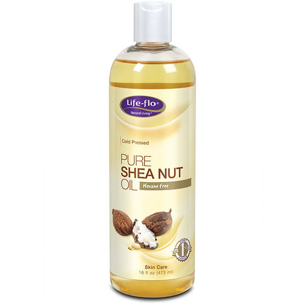 Life-flo Pure Shea Nut Oil - 16oz