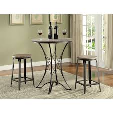 Wayfair Dining Room Tables by Swirl Round Glass Dining Room Table And 4 Chairs Set Starrkingschool