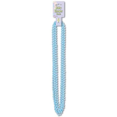 Baby Shower Beads - Light Blue