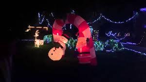 Altadena Christmas Tree Lane by Christmas Tree Lane Carriage Ride Bartow Youtube