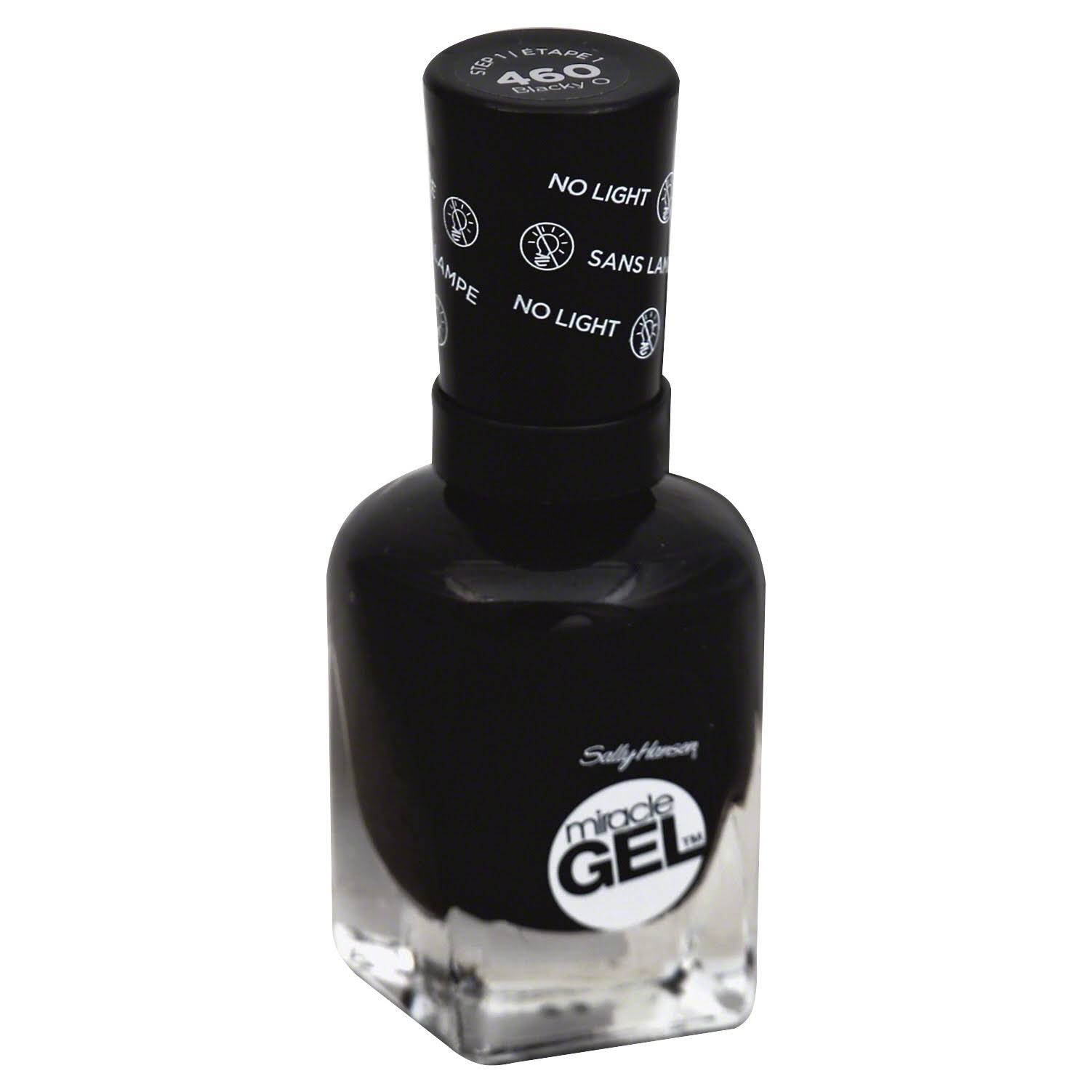 Sally Hansen Miracle Gel - 460 Blacky O, 14.7ml