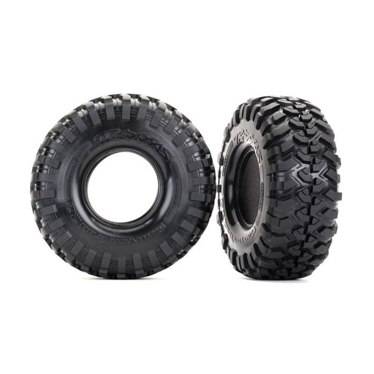 Traxxas 8170 - Tires, Canyon Trail 2.2/ Foam Inserts (2)