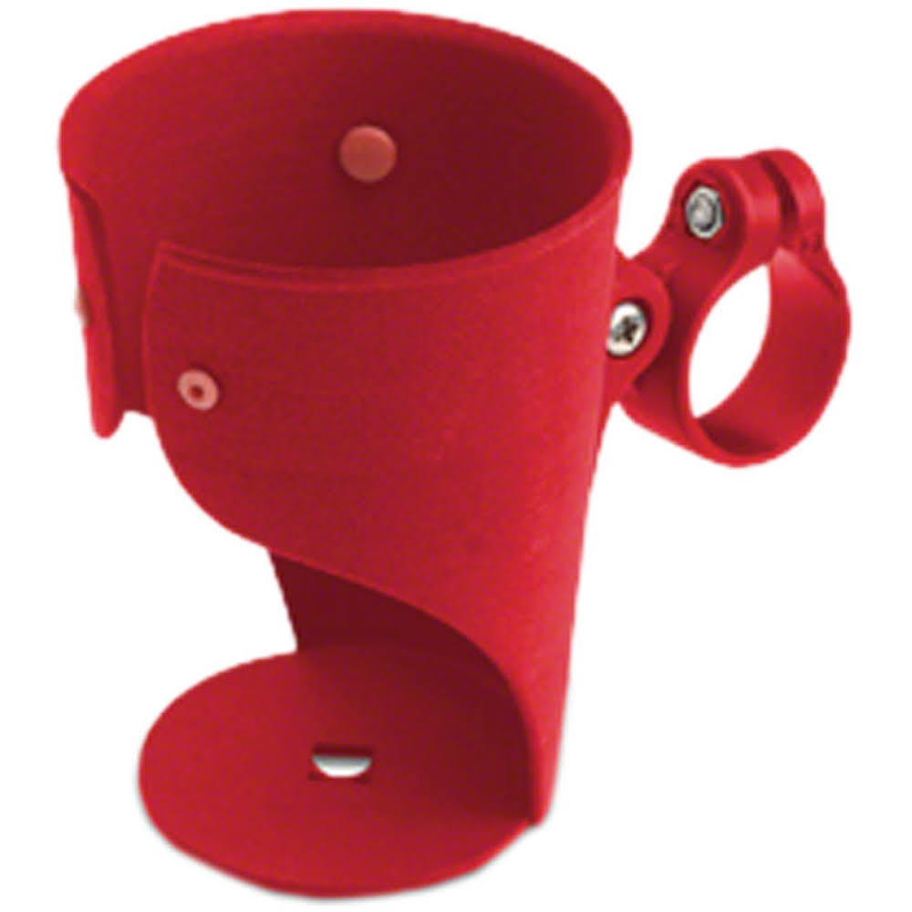 Delta Cycle Grande Beverage Holder - Red