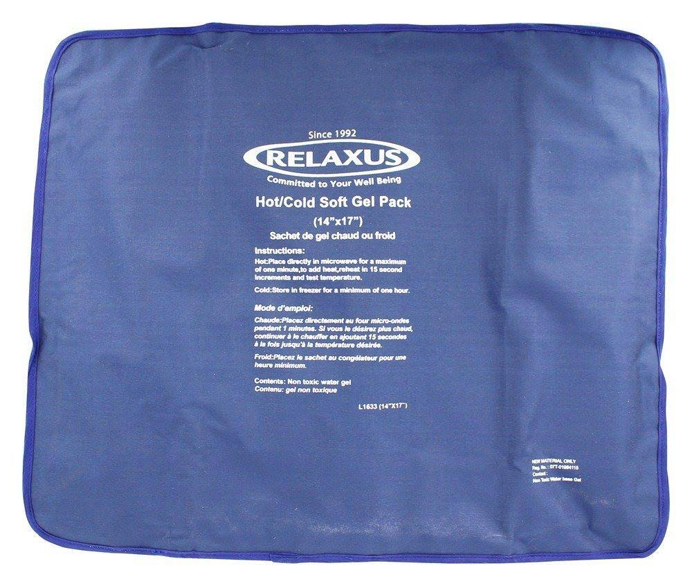 Relaxus Hot Cold Soft Gel Pack