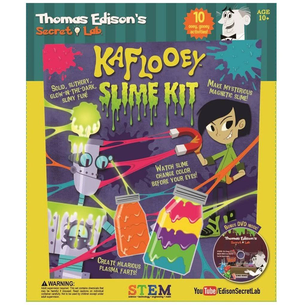 Go Games Edisons Lab Slime Kit