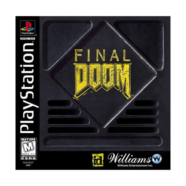 Final Doom - PlayStation 1