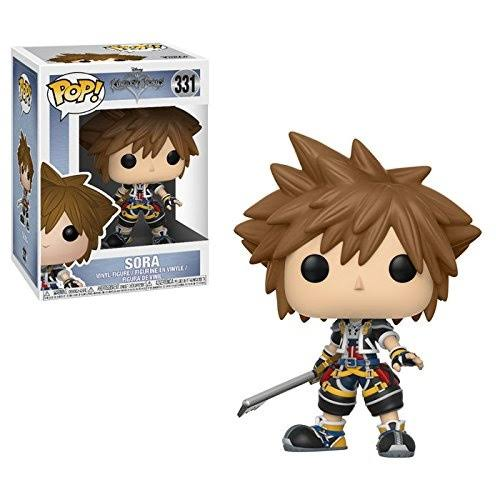 Funko Pop Disney Kingdom Hearts-Sora Collectible Vinyl Figure