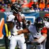 Baltimore Ravens' Lamar Jackson has near-perfect 1st half vs ...
