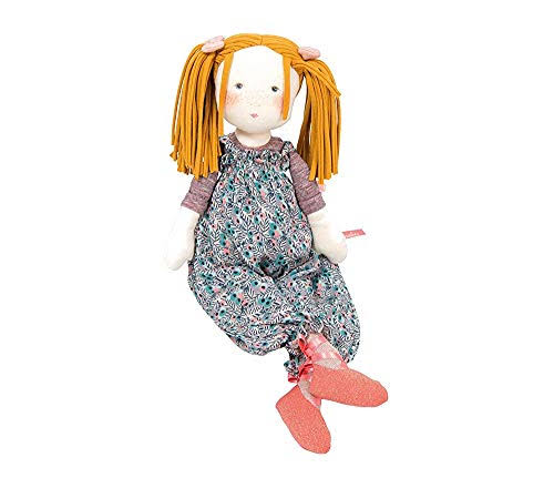 Moulin Roty The Rosalies Rag Doll - Violet