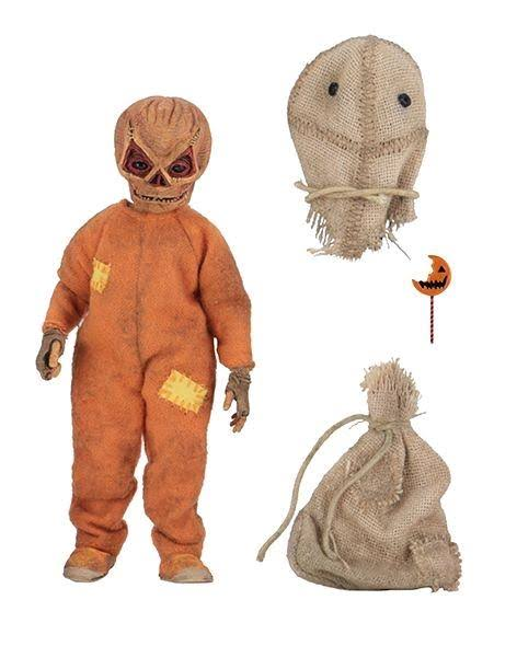 Neca Trick or Treat Sam Scale Clothed Action Figure - 8""