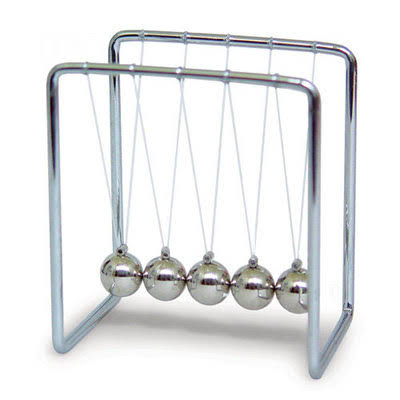 Westminster Newton's Cradle