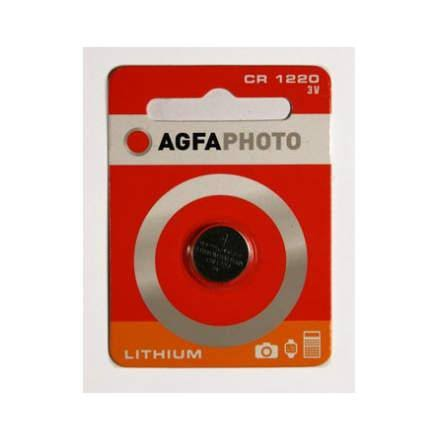 Agfa Photo CR 1220 Lithium Button Battery