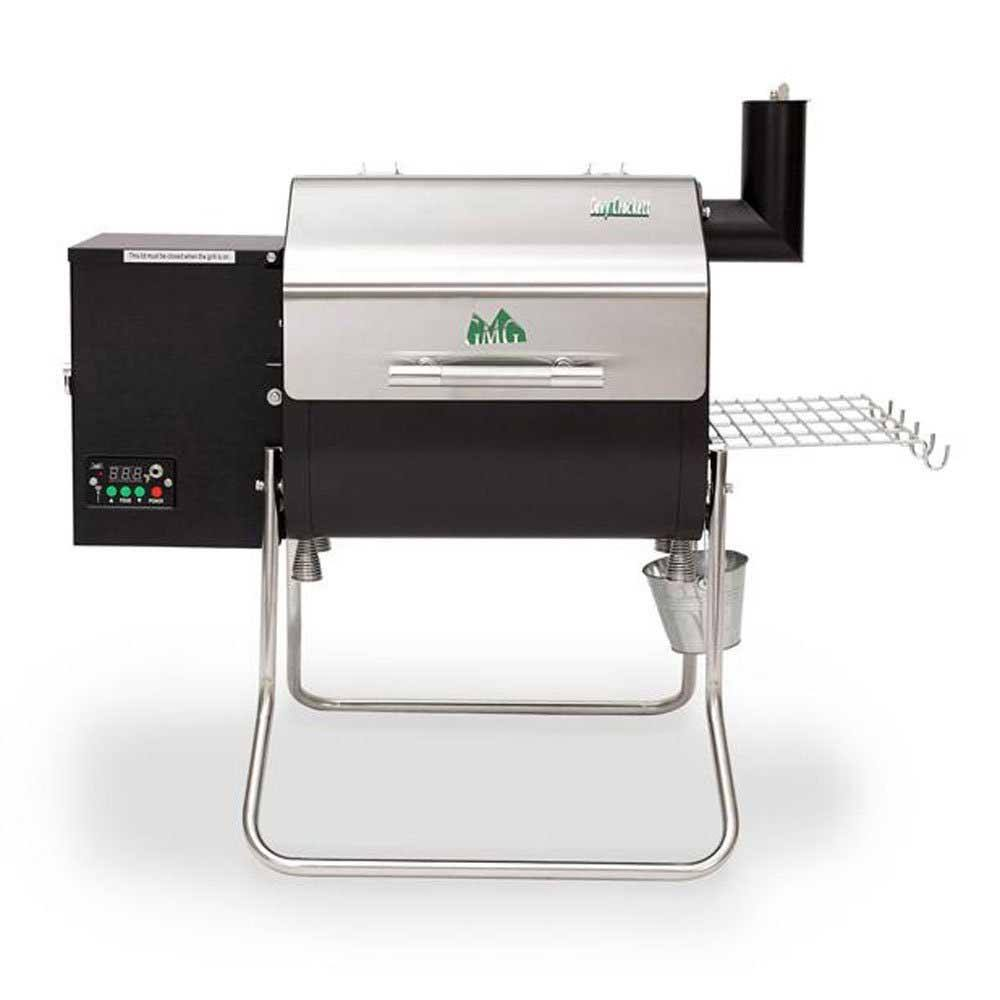 Green Mountain Grills GMG Davy Crockett Wood Pellet Barbecue Grill