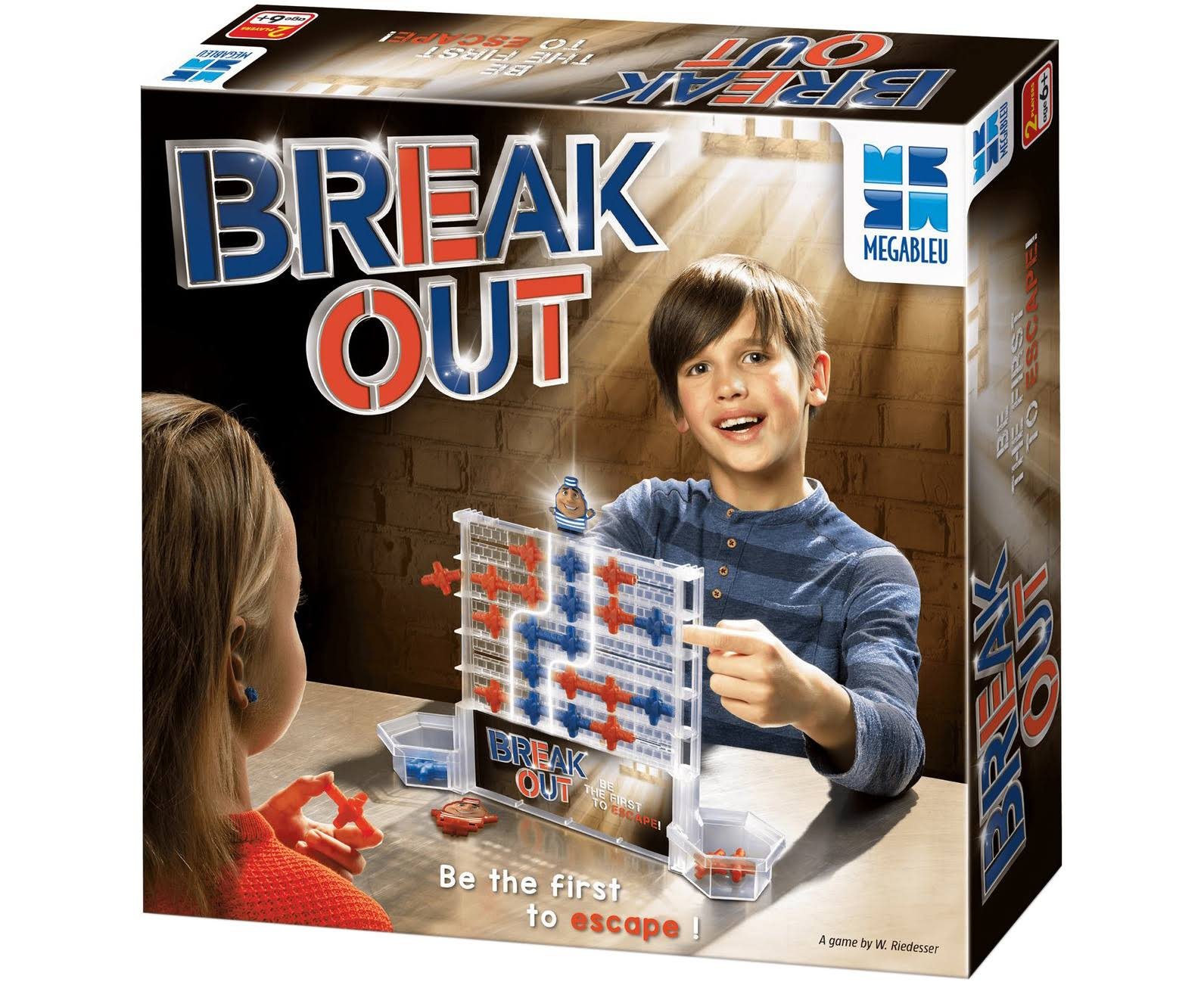 Break Out Board Game