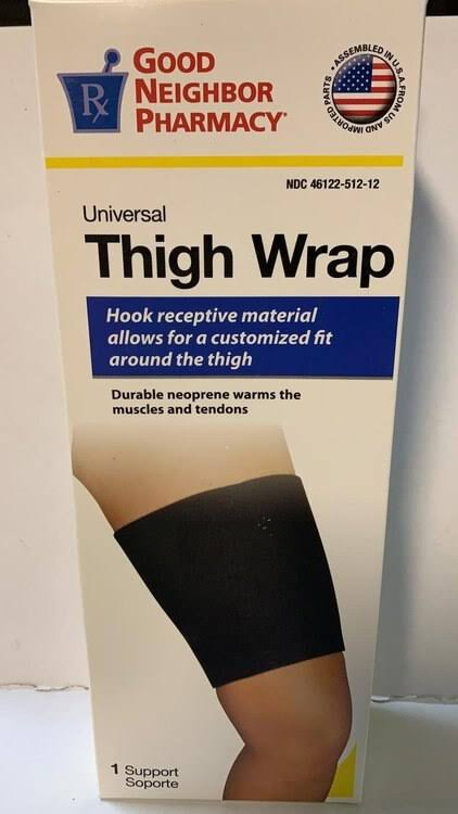 Good Neighbor Pharmacy Universal Thigh Wrap, Size: One Size