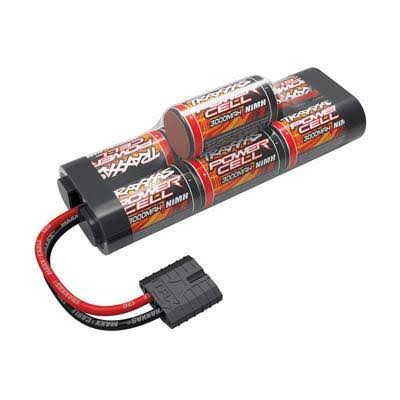 Traxxas NiMH Hump Pack Battery - 8.4V, 3000mAh