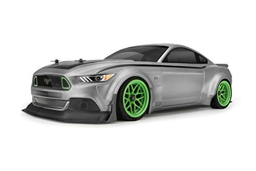 HPI Racing 1:10 Scale RS4 Sport 3 Ready-to-Race Ford Mustang 2015