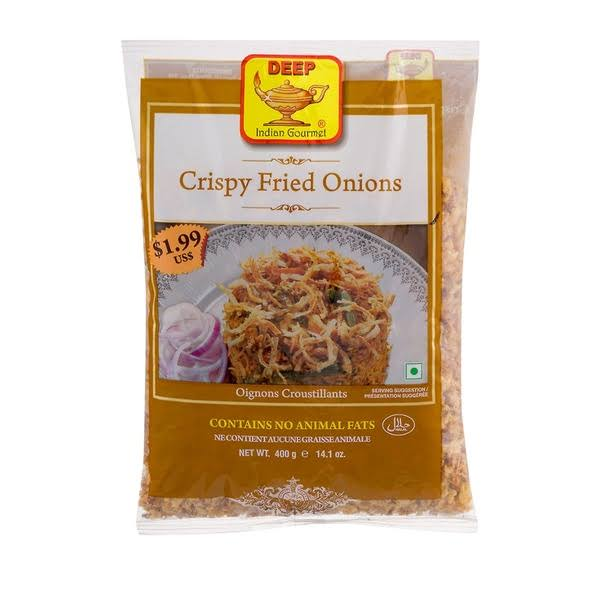 Deep Crispy Fried Onions - World Fresh Market - Delivered by Mercato