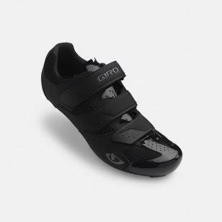 Giro Men's Techne Road Cycling Shoes - Black, 47 EU