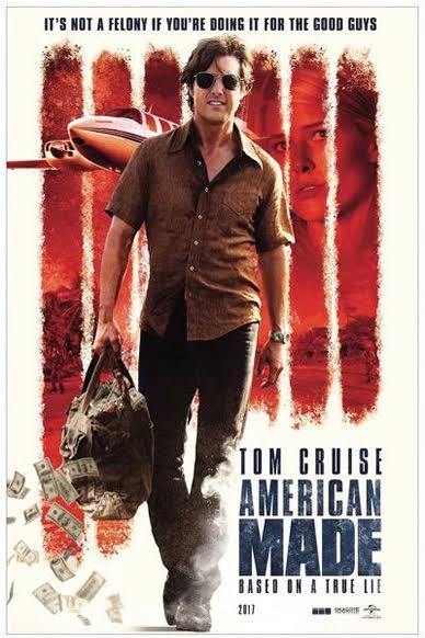 American Made 2017 Movie Download HDCAM