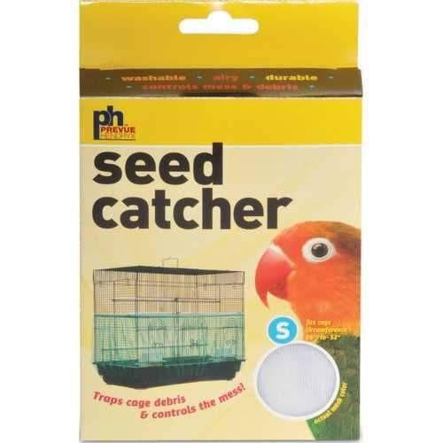 Prevue Pet Products Mesh Bird Seed Catcher - Small