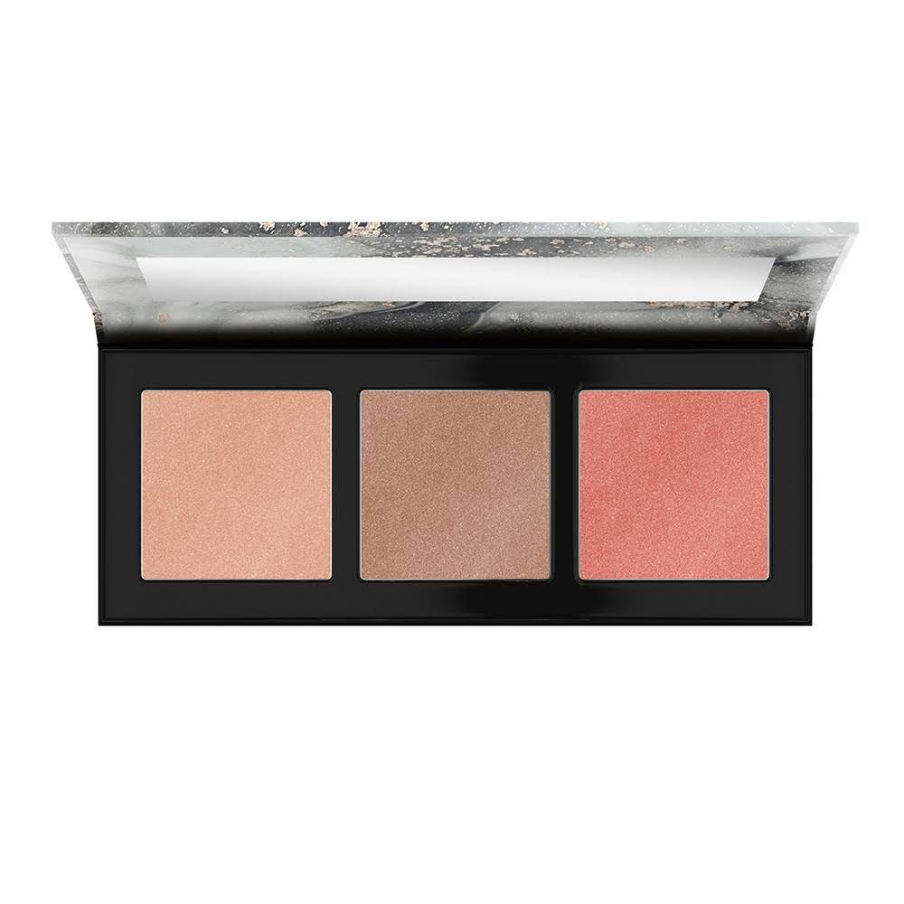 Catrice Luminice Highlight and Blush Glow Palette - 010 Rose Vibes Only, 12.6g