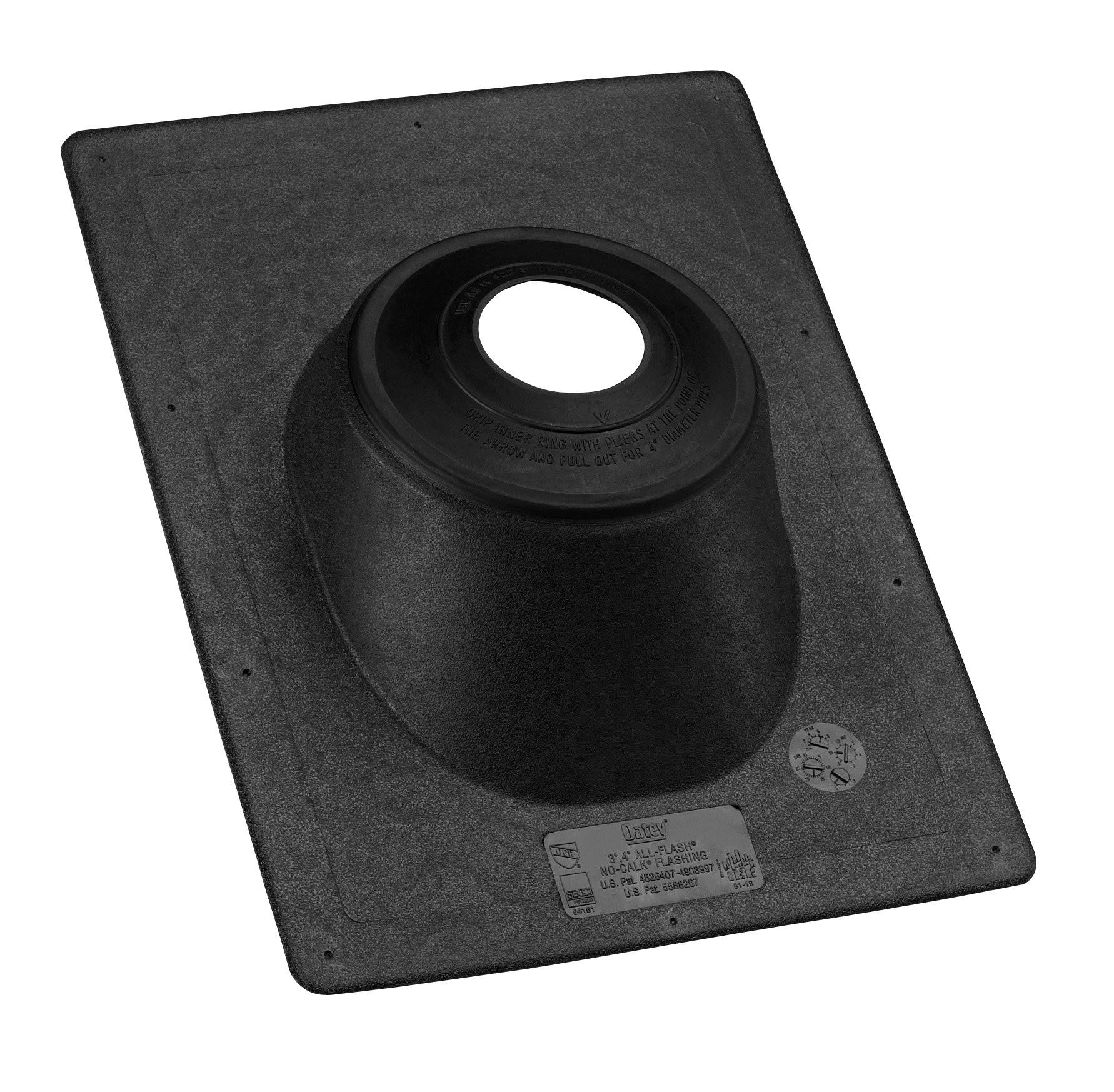 Oatey Company Thermoplastic Base Roof Flashing - 1.5""