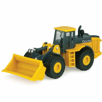 Ertl Toys John Deere Wheel Loader Toy
