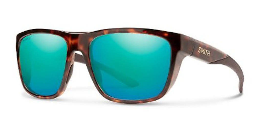 Smith Barra Sunglasses - Chromapop Polarized