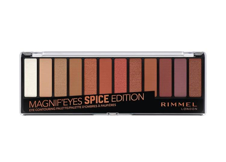 Magnif Eyes Spiced Edition Eye Shadow Palette - 12ct