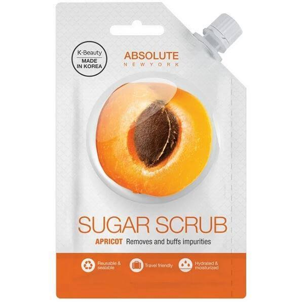 Absolute New York Spout Mask (SFMS12 - Apricot Sugar Scrub)