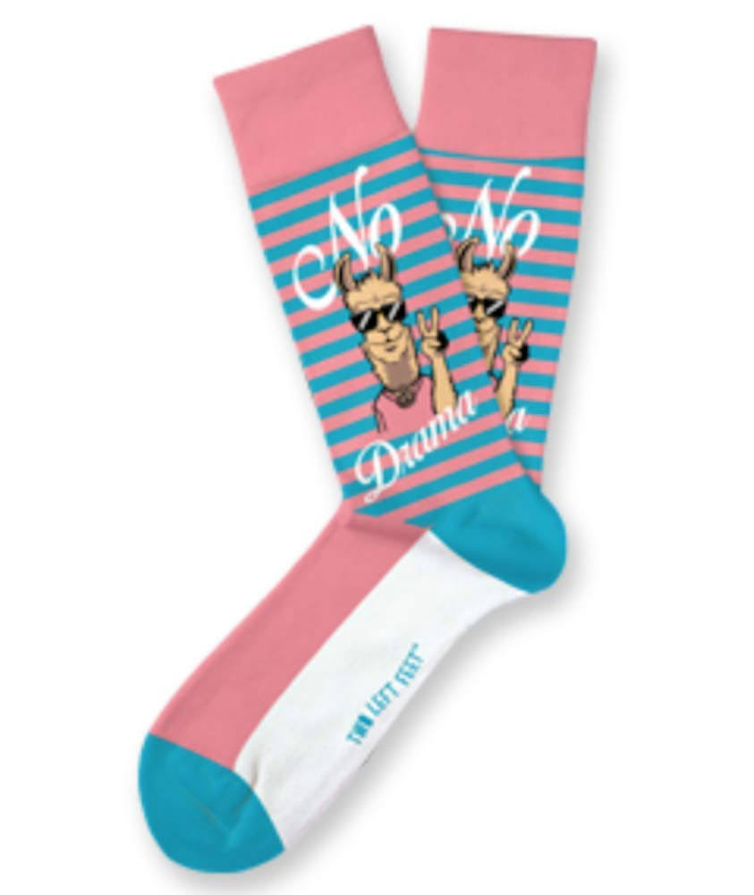 Two Left Feet Crew Sock