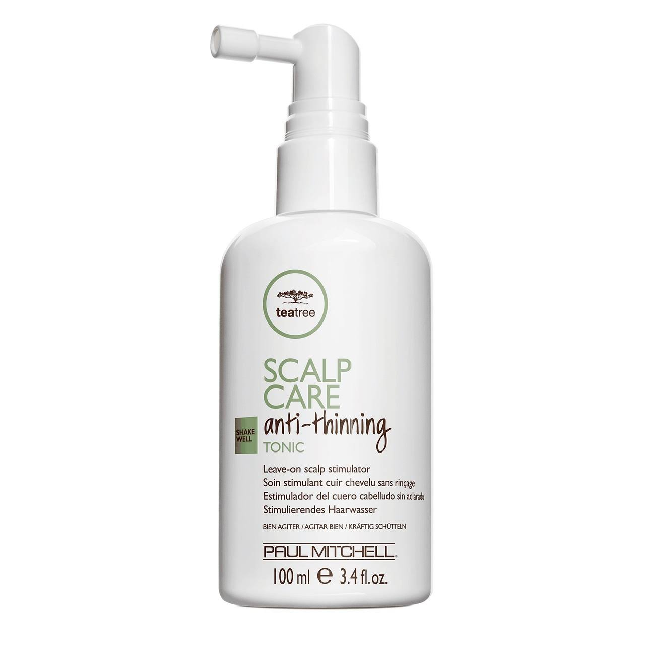 Paul Mitchell Tea Tree Scalp Care Anti-Thinning Tonic - 3.4oz