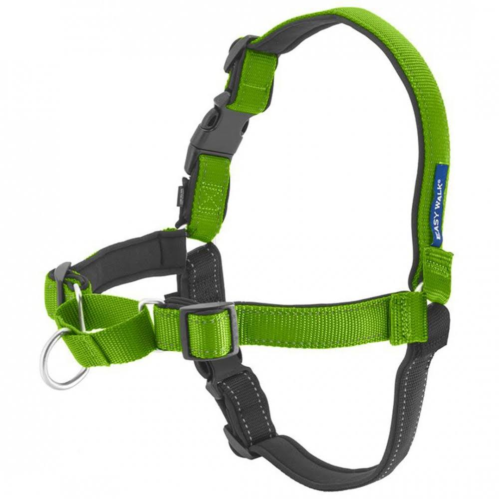 Petsafe Deluxe Easy Walk Dog Harness - Large, Apple Green