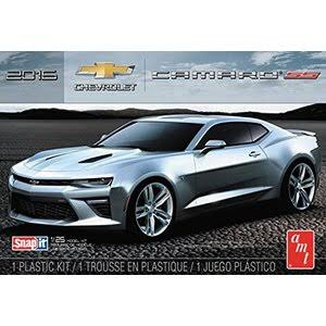 Amt 2016 Chevrolet Camaro SS Model Car
