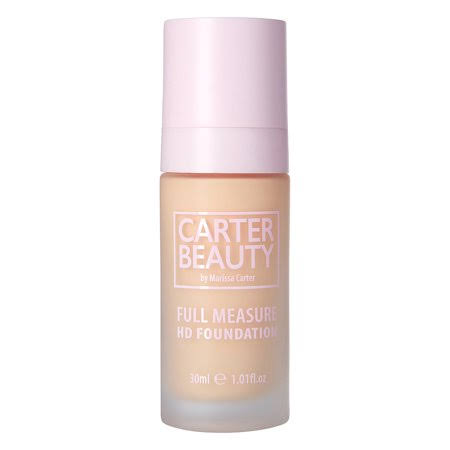 Carter Beauty Full Measure HD Foundation - Marshmallow