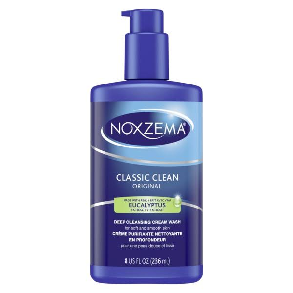 Noxzema Classic Clean Original Deep Cleansing Cream - 8oz